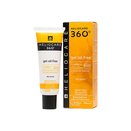 HELIOCARE 360° GEL OIL FREE SPF50 50ML