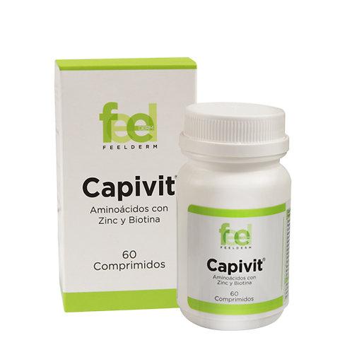 CAPIVIT X 60 COMPRIMIDOS FEELDERM
