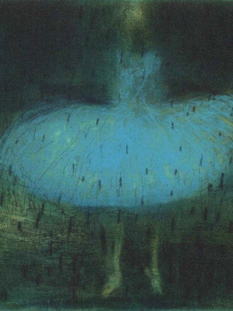 Blue Tutu