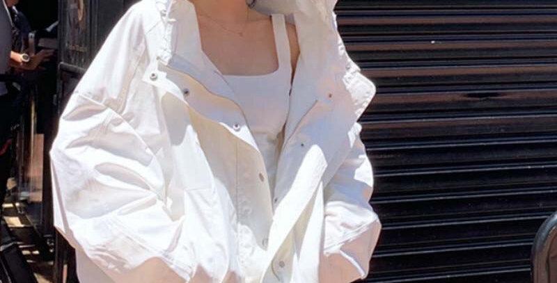 Windbreaker Jacket Hooded