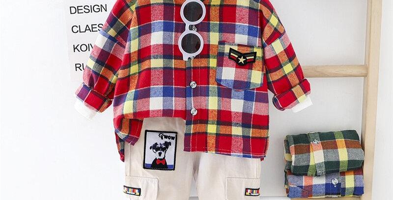 Children Casual Clothes 2 Pcs Sets  0M-4T