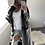 Thumbnail: Cardigan Coat Warm Knitted