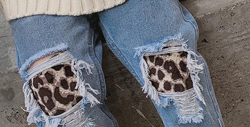 Jeans Pants 3-7T