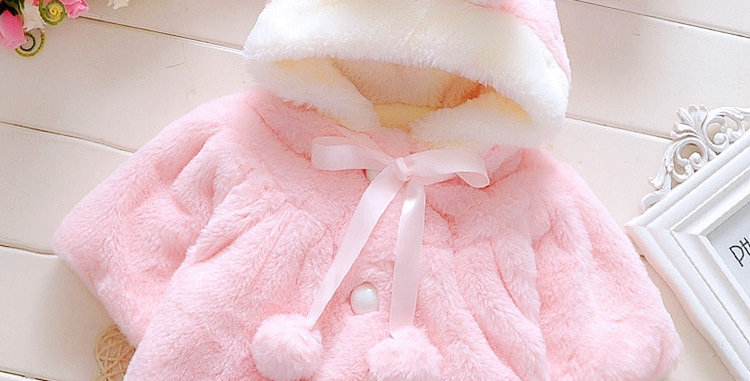 Coat Fur 0-24M
