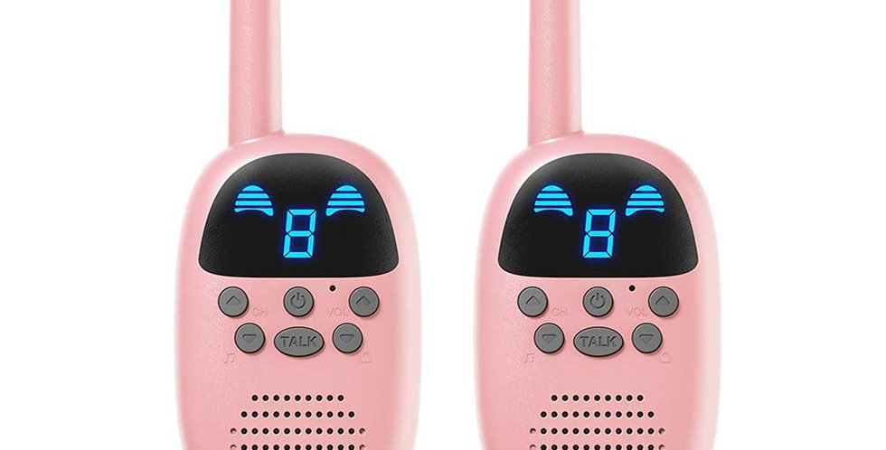 Children Phone Walkie Talkie Toys Electronic Gadgets Battery Operated Radios