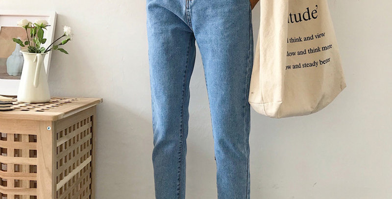 Jeans Women Spring Clothing