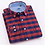 Thumbnail: Men's 100% Cotton Striped Shirt