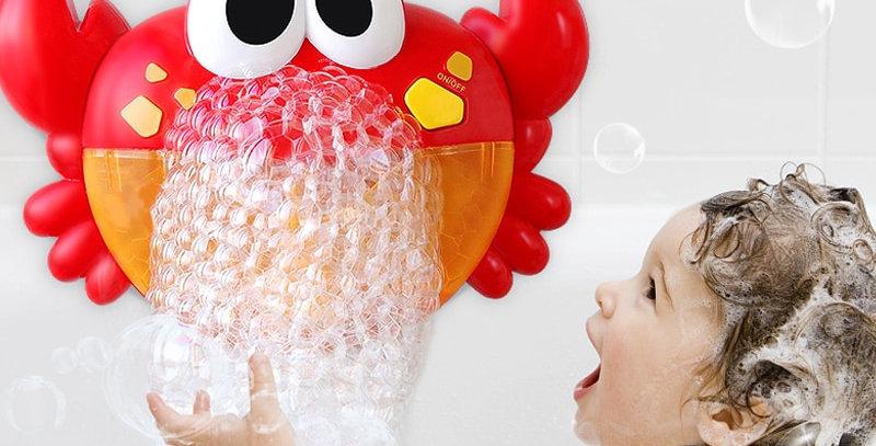 Baby Bath Musical Bubble Maker Machine