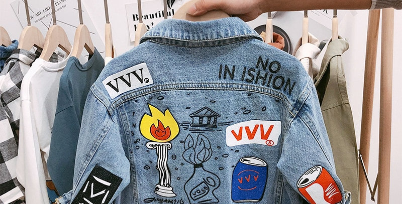 Denim Jackets 2T-6