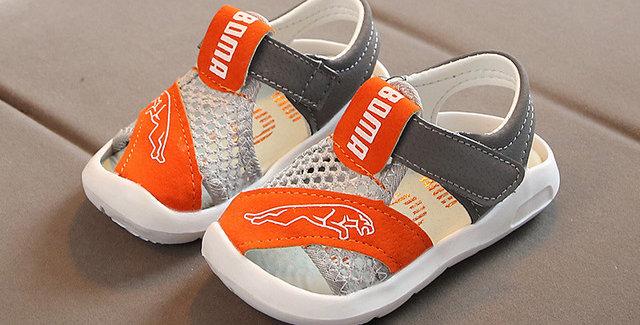 Sandals Orthopedic Sport Leather