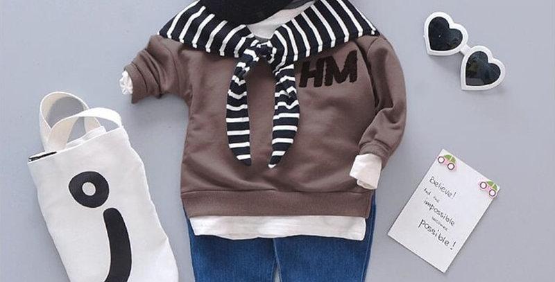 Cotton Clothing Sets 2 Pcs/Sets 0M-4T