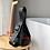 Thumbnail: Elegant Solid Chain Shoulder Bag