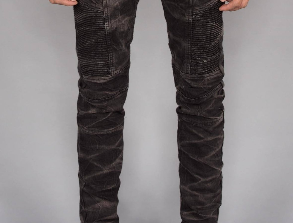 Marble Moto Jeans size 30