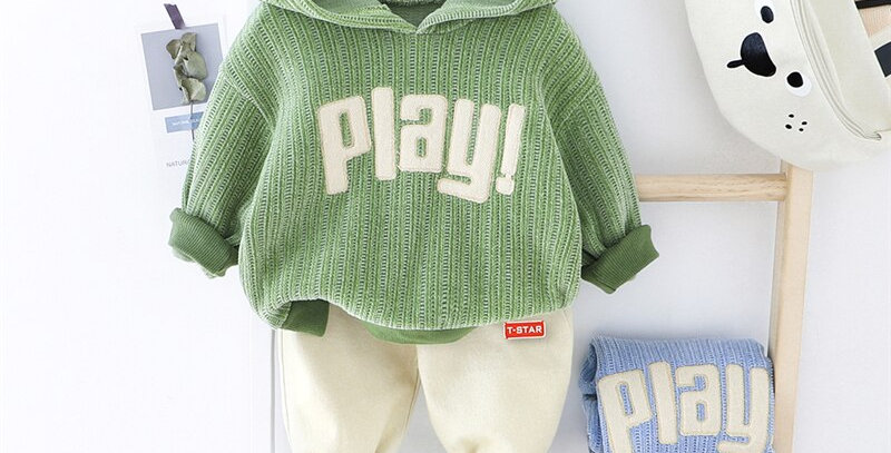 Clothing Sets Sports 0M-4T