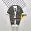 Thumbnail: Boy Girl Jacket T-Shirt Pants 3Pcs/Set 9M-4T