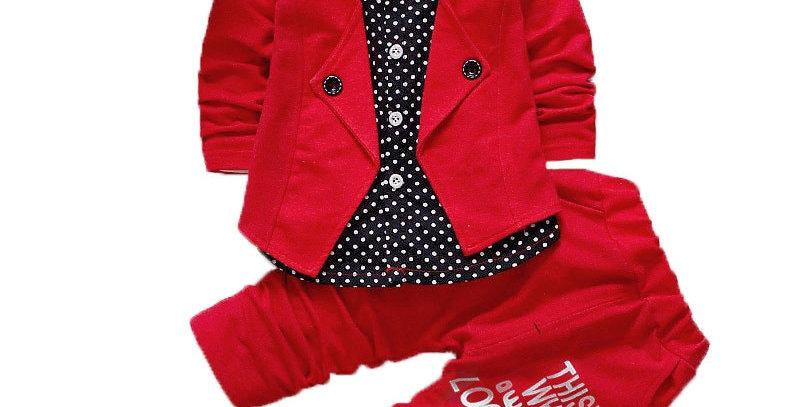 Jacket + Pants 2 Pcs Set 2-4T