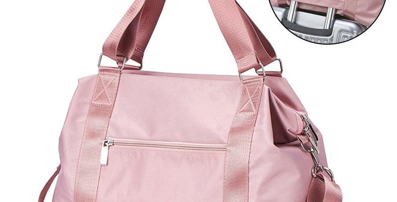Women Travel Bag Fitness Gym Bag for Female Training Sports