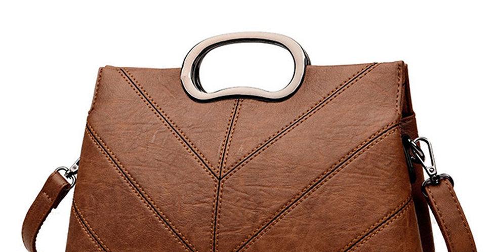 Leather Luxury Handbags Women Bag