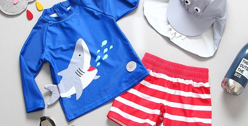 Swimwear 3 Pieces 90-140cm