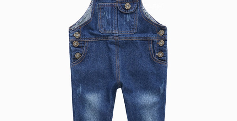 Boys Jeans Overalls18M-8T