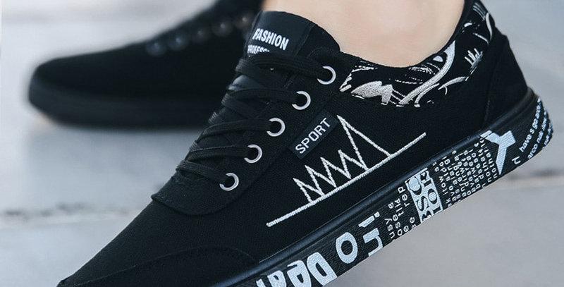 Canvas Shoes Men Comfort Men Shoes Sneakers