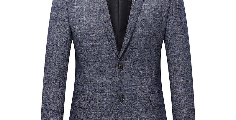 Men Casual Blazer Plus Size