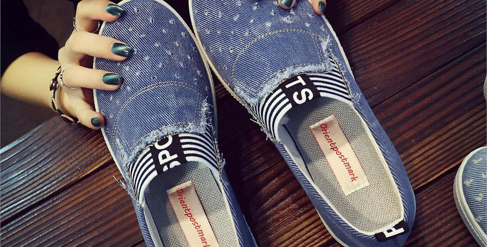 Women Denim Shoes