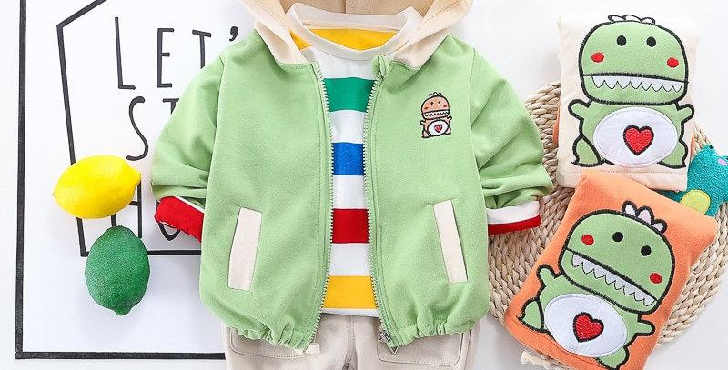 Cotton Clothing Sets 0M-3T