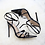 Thumbnail: Super High 11.5CM Thin Heels Women Sandals Ankle Strap Pumps