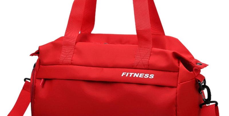 Waterproof Dry Wet Separation Gym Bag Women Fitness