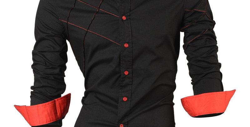 Mens Casual Shirts Cotton