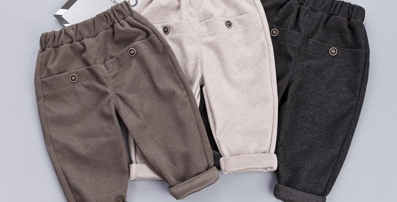 Cotton Harem Pants 9M-4
