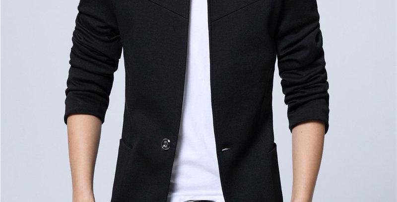 Liseaven Blazer Men Jackets Male Plus Size