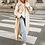 Thumbnail: Casual Straight Fashion Long Coat