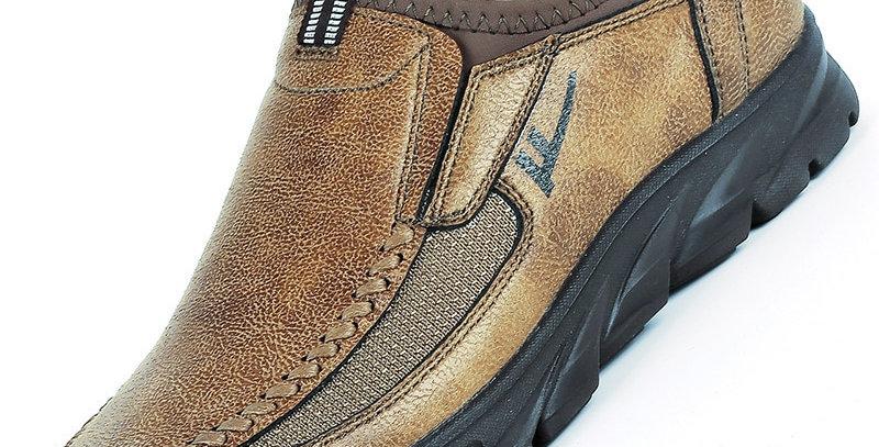 COWCOM Shoes Men's Shoes Breathable Casual Sports
