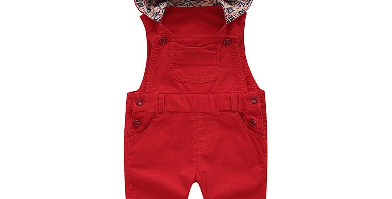 Baby Girl Overall 75-95cm 9-24M