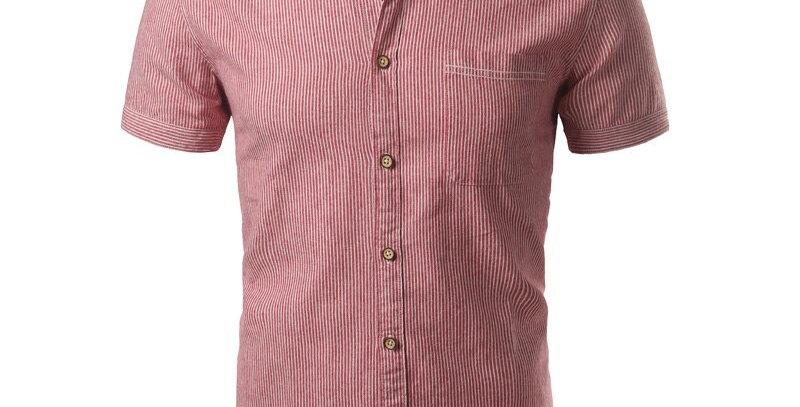 100% Cotton Button Down Mens Shirts