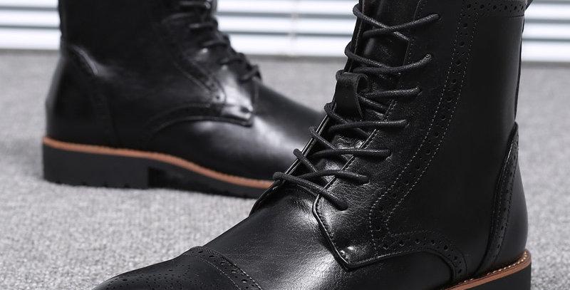 Men's Lace-Up Boots