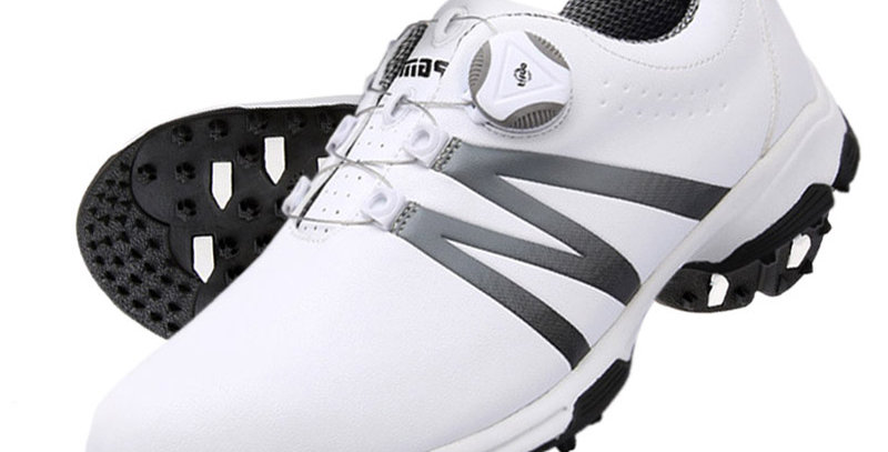 Golf Shoes Men 3D OUTDRY Waterproof Sneakers Breathable Non-Slip