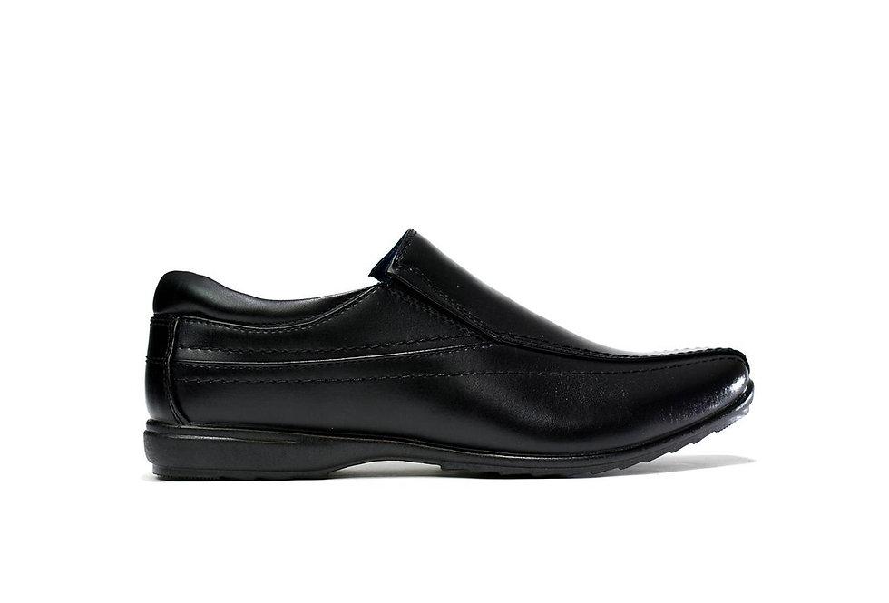 Men's Simple Black Shoes