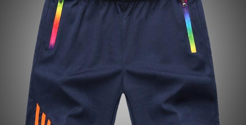 Men Shorts Loose Elastic Fashion Track Shorts Brand Clothing Plus Size