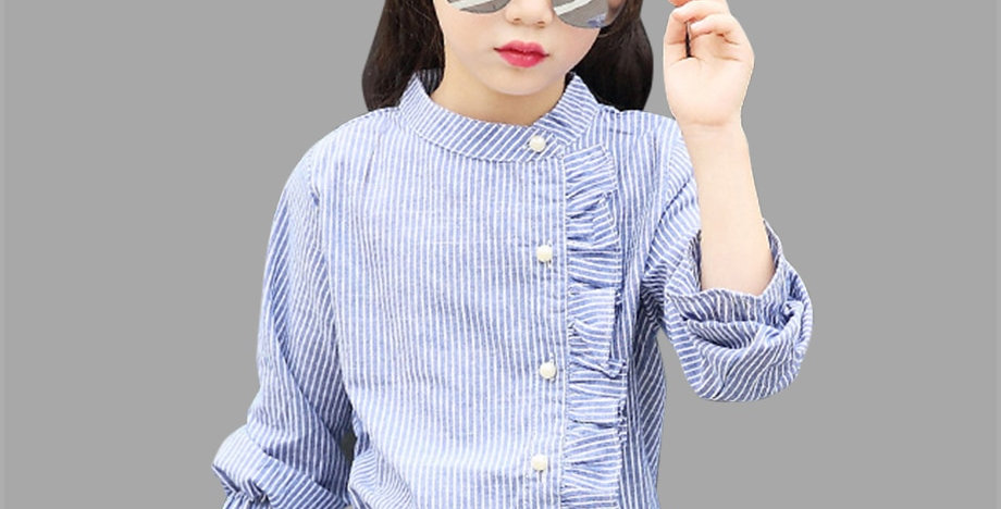 Abesay Blouse for Girls  4-12 Years