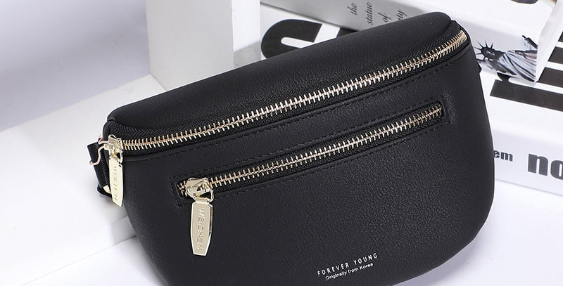 Luxury Multi-Functiona Women's Fanny Pack Shoulder Bag Chest