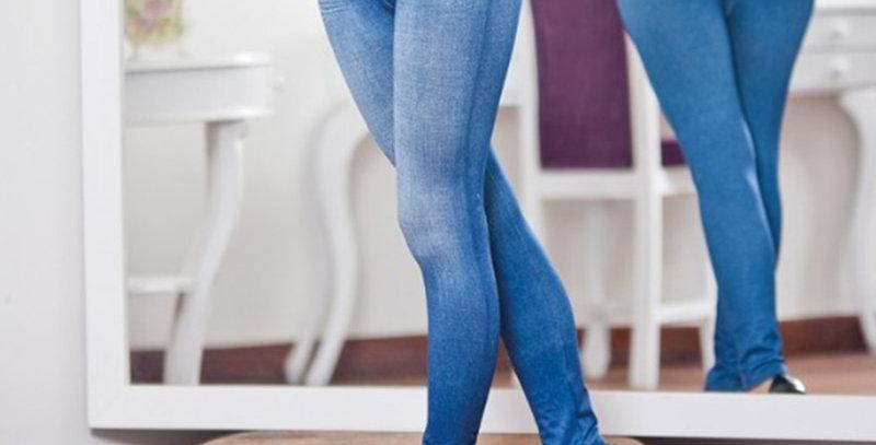Women Winter Jeans S-Xxl