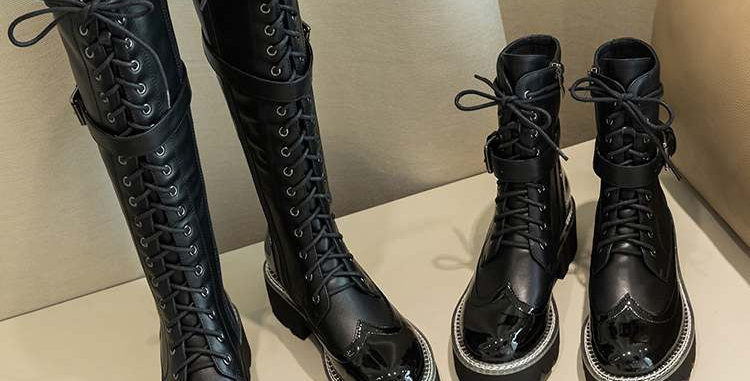 Genuine Leather Waterproof Boots