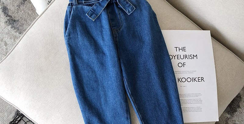 Jeans Pant Waistband 3T-7