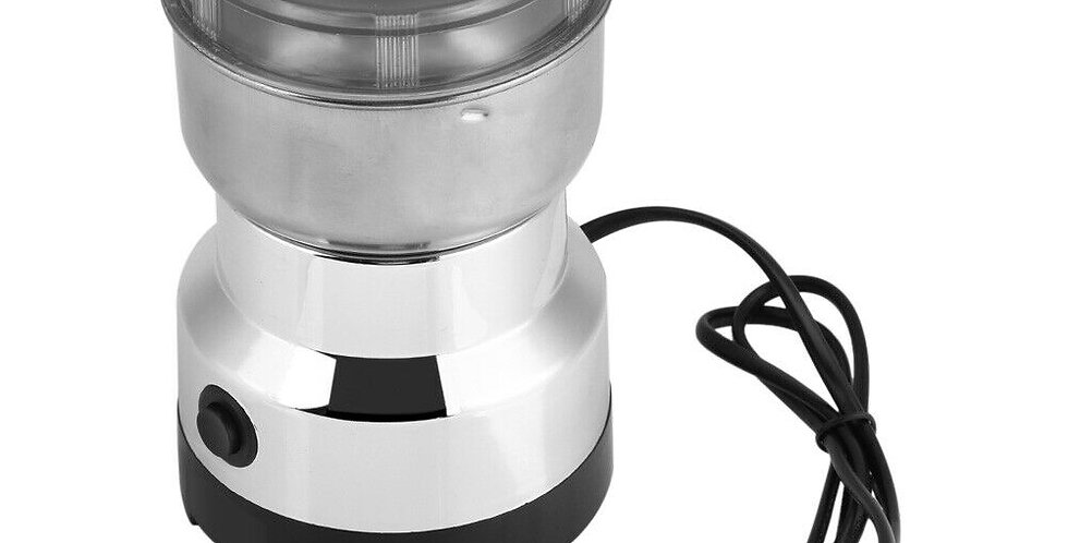 Coffee Grinder 220V Electric Stainless Steel