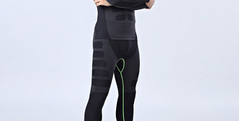 Quick Dry Men's Running Sets 2 Pieces/Sets Compression Sportswear