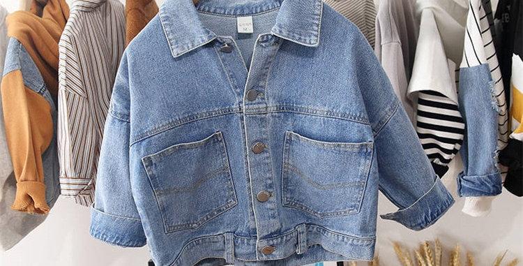 Jeans Jacket 2T-5
