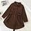 Thumbnail: Corduroy Long Sleeve Shirt-Dress